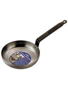 """Black Iron Omelette Pan 20cm / 8"""""""