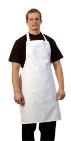 Chef's / Waiter's Bib Apron White