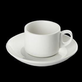 Orion C88274 Porcelain Saucer 12cm For Espresso Cups