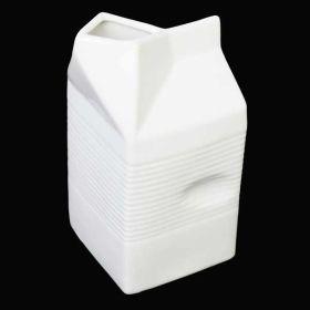 """Orion C88504 Porcelain Milk Carton Pot 14.5cm / 5¾"""""""