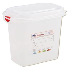 Pro Colour Coded Container 1/9 1.5 Ltr - pk 6