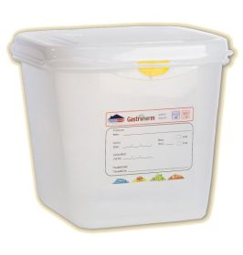 Pro Colour Coded Container 1/6 2.6 Ltr - pk 6
