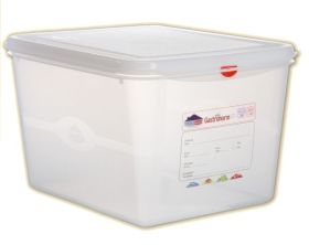 Pro Colour Coded Container 1/2 12.5 Ltr - pk 6