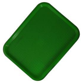 Sunnex Fast Food Green Tray 26cm x 34cm - FF3426-G