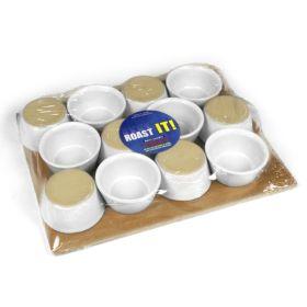 Mini Ramekins Ceramic 6.5x3.5cm / 0.5Ltr (Pk 12)