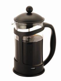 Cafetiere Black 6 Cup