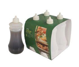 Vinegar Bottles 375ml (4 Pack)
