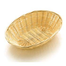 "Sunnex Rattan Basket Oval 23cm / 9"""
