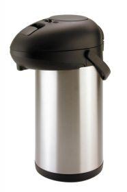 Vacuum Airpot Stainless Steel Airpot 5 Ltr / 175oz Sunnex SS50D
