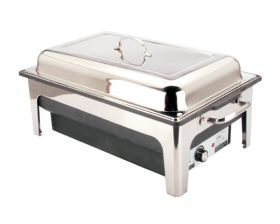 Electric Chafer 1/1 13.5 Ltr / 100mm