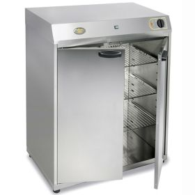 Roller Grill HVC120 Double Door Hot Cupboard