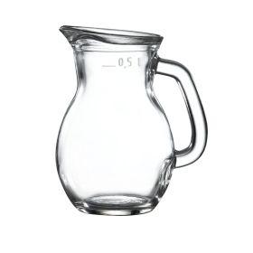 Classic Glass Jug 0.5L / 17.5oz