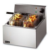 Lincat LFF Lynx 400 - Large Single Tank Fryer