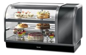 Lincat C6R/130BR Seal 650 - Refrigerated Display Merchandiser - Right Power Pack, Back Service