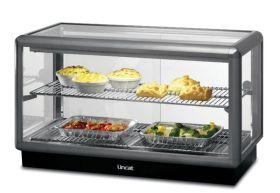 Lincat D5H/75B Seal 500 - Heated Display Merchandiser 750mm - Back Service
