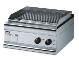 Lincat Silverlink 600 GS6/TFR Electric Griddle - Fully Ribbed