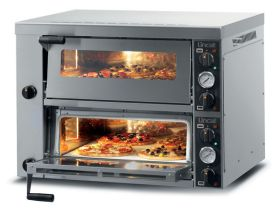 Lincat PO425-2 Twin Deck Pizza Oven - Hardwired