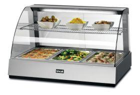 Lincat SCH1085 Seal - Heated Food Display Showcase