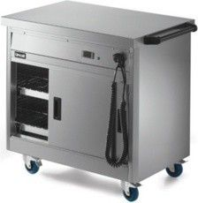 Lincat P6P2 Panther - 670 Series - Plain Top Hot Cupboard