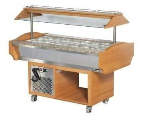 Cold Buffet Display - Blizzard GB4-COLD