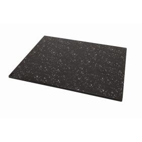 Slate/Granite Reversible Platter 1/2GN 32 x 26cm - Genware