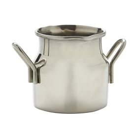 Mini Stainless Steel Milk Churn 2.5oz - Genware
