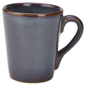 Terra Stoneware Rustic Blue Mug 32cl/11.25oz - pk 6