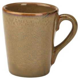 Terra Stoneware Rustic Brown Mug 32cl/11.25oz - pk 6