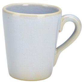 Terra Stoneware Rustic White Mug 32cl/11.25oz - pk 6