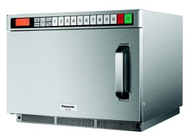 Panasonic NE1878 BPQ - Inverter Microwave With Full Metal Door
