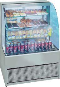 Frost-Tech Hot&Cold Patisserie Display units