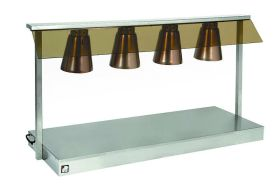 Parry C4LU - Lamp Carvery Heated Display Servery