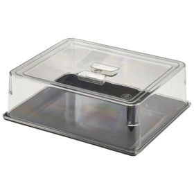 Polycarbonate 1/2 GN Food Cover - Genware PCGN12