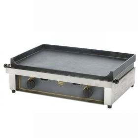 Roller Grill PSF600G Double Gas Cast Iron Griddle