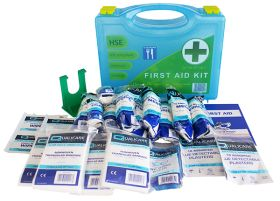 First Aid Kit - 10 People - HSE