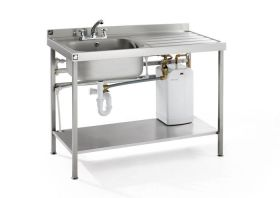 Parry Quick Fit Heated Sink - QFSINK1400