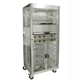 Roller Grill RBE25 Panoramic Electric Rotisserie