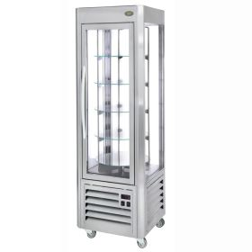 Roller Grill RD60T Rotating Shelf Refrigerated Display