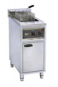 Roller Grill RFE20C Single 20L Floor Standing Electric Fryer