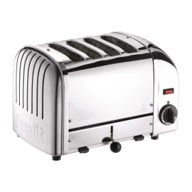 Dualit DB4SP 4 Slot Commercial Toaster 40352