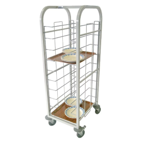 Craven TCT1/10 Tray Clearing Trolley 10 Trays