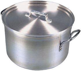 Longlife L0416 Aluminium 400 Series Heavy Base Casserole Pot 6.8L