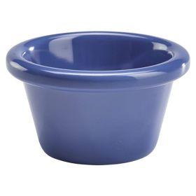 Ramekin 3oz Smooth Blue