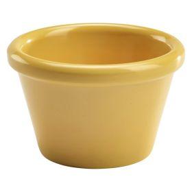 Ramekin 3oz Smooth Yellow