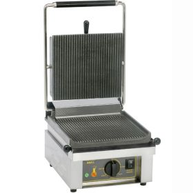 Roller Grill SAVOYE R Single - Ribbed Top & Base Plates