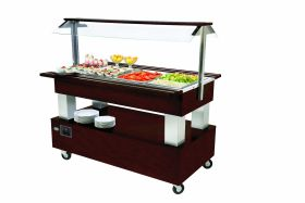Roller Grill SB40F Refrigerated Buffet Unit