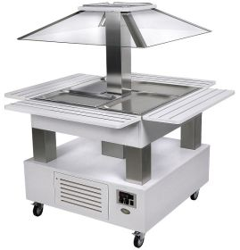 Roller Grill SBC40C Heated Buffet Unit