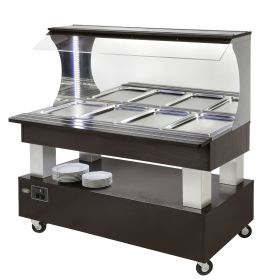 Roller Grill SBM40F Refrigerated Buffet Unit