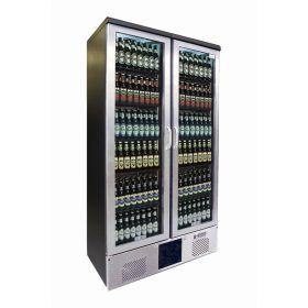Gamko MG500 Upright Double Door Bottle Cooler