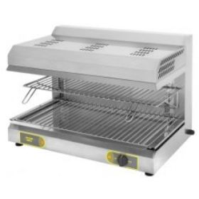 Roller Grill SEF800Q Fixed Salamander with Infrared Quartz